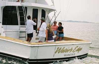 Fishing charters charleston sc mt pleasant water 39 s edge for Accuweather fishing forecast